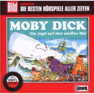 Hörspiel Cover: Moby Dick