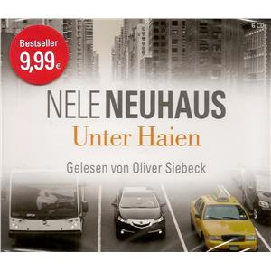Hörbuch Cover: Unter Haien