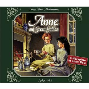 Hörspiel Cover: Anne of Green Gables - Box 3
