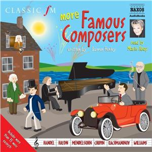 Hörbuch Cover: More Famous Composers (Download)