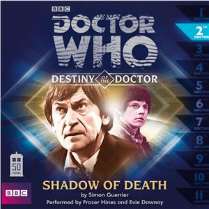 Hörbuch Cover: Doctor Who - Destiny of the Doctor, 1, 2: Shadow of Death (Unabridged) (Download)