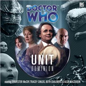 Hörbuch Cover: Doctor Who, UNIT: Dominion (Unabridged) (Download)