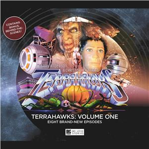 Hörbuch Cover: Terrahawks, Volume 1 (Unabridged) (Download)