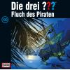 Hörbuch Cover: Fluch des Piraten