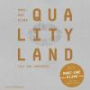 Hörbuch Cover: QualityLand (helle Edition)