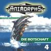 Hörbuch Cover: Animorphs, Folge 4: Die Botschaft (Download)