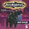 Hörbuch Cover: Animorphs, Folge 5: Der Raub (Download)