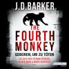 Hörbuch Cover: The Fourth Monkey - (Download)