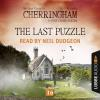 Hörbuch Cover: The Last Puzzle - Cherringham - A Cosy Crime Series: Mystery Shorts 16 (Unabridged) (Download)