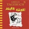Hörbuch Cover: Gregs Tagebuch, 11: Alles Käse! (Hörspiel) (Download)