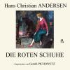 Hörbuch Cover: Die roten Schuhe (Download)